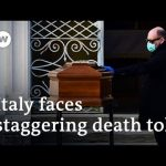 Coronavirus update: Italy death toll surges with peak nowhere in sight   DW News