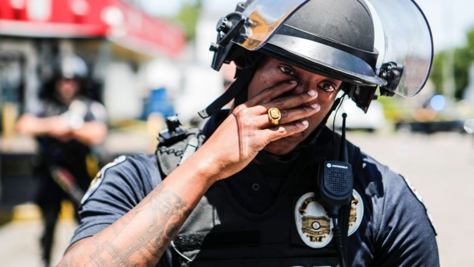 With Breonna Taylor protests, COVID-19 and record homicides, Louisville police are in crisis