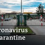 Inside Germany's coronavirus quarantine camp | DW News