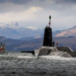 A COVID-19 outbreak struck a UK ballistic-missile sub after sailors broke isolation rules at a US Navy base