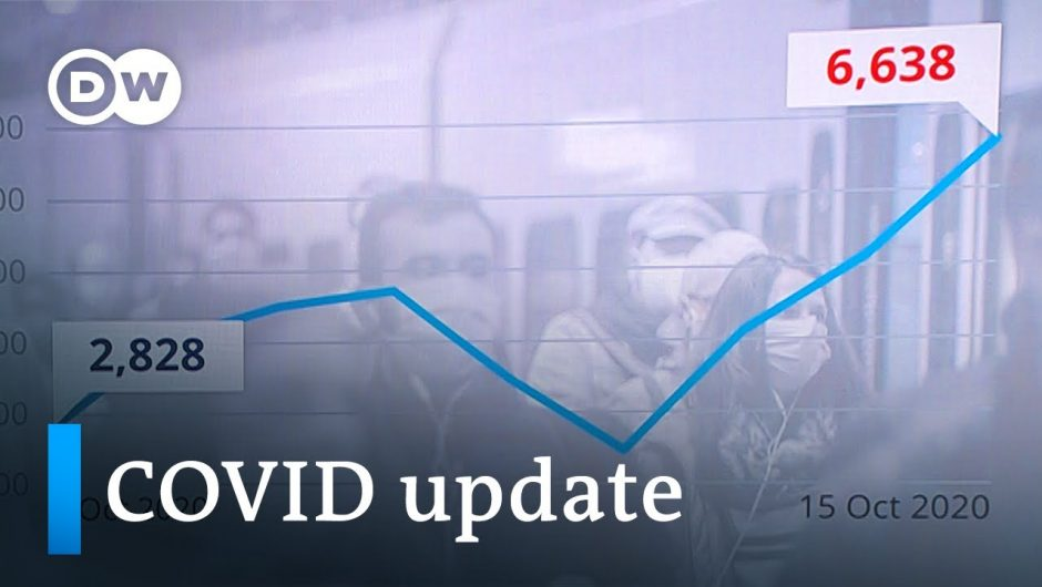 Germany sees exponential rise +++ Second wave hits Poland   Coronavirus update
