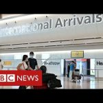 Travellers to England could face £10,000 fines or prison for breaking quarantine rules – BBC News